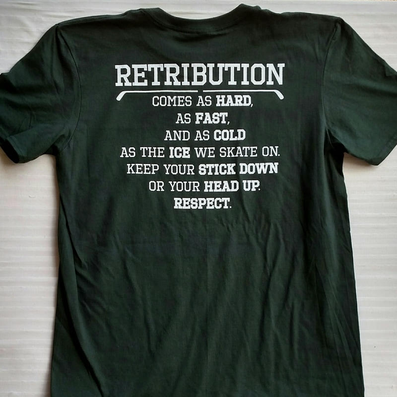 Retribution Back